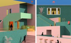 Labyrinths of Unreal Buildings: Works by Tishk Barzanji – SOCKS