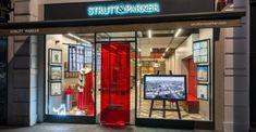 Замечательный дизайн интерьера магазинов одеждыЗамечательный дизайн  интерьера магазинов одежды Дизайн Витрины, Дизайн Магазинов, Мольберт 145889521a5