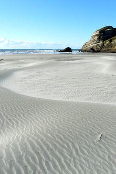 Golden Bay Beach, New Zealand / Artikel in meinem Reiseblog: Neuseeland - Reisetipps, Routenvorschläge & Sehenswürdigkeiten