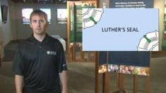 Luther's Seal (Captioned) on Vimeo