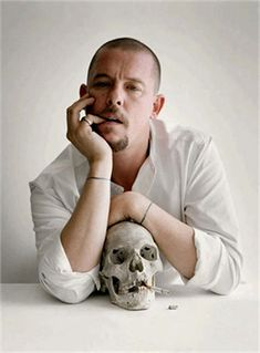 Alexander McQueen Origanally Planned to Kill Himself on the Catwalk, New Biography Reveals: