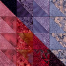 Quilter's Design Board: a free program allowing you to digitally design quilts