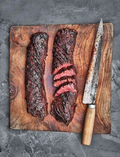 Korean Style Steak Recipe Korean Food Made Simple Cookbook (Bet you already have all the ingredients you need for this simple and spectacular marinade. Grilling Recipes, Meat Recipes, Cooking Recipes, Healthy Recipes, Korean Food Recipes, Crockpot Recipes, Dinner Recipes, Cooking Pork, Sushi Recipes
