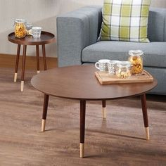 Shop Acme Furniture Dein Walnut Wood/Veneer Coffee End Table - Overstock - 15209034 - End Tables Furniture, Coffee Table Styling, Table, End Tables, Wood Veneer, Walnut Wood, Coffee Table, Acme Furniture, Marble End Tables