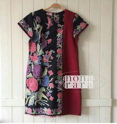 Batik Kebaya, Batik Dress, Sewing Patterns, Short Sleeve Dresses, Style Inspiration, Womens Fashion, Outfits, Clothes, Summer