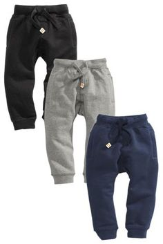 Buy Joggers Three Pack (3mths-6yrs) online today at Next: United States of America
