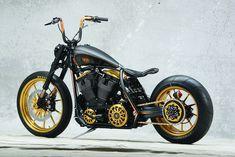2009 Harley-Davidson Black Beauty Roland Sands Design