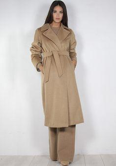 Cappotto Max Mara modello Manuela - Jelmini dal 1961 - Collezioni Max Mara