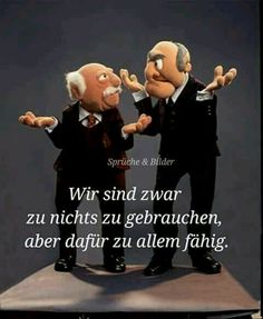 Statler And Waldorf, Kermit, Satire, Comic Strips, Meant To Be, Thats Not My, Funny Memes, Wisdom, Lol