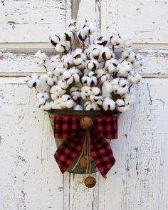 Cool Rustic Wreaths Christmas Decoration Ideas16