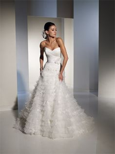 Sophia Tolli Bridal for Mon Cheri - Y21141-Immaculata. Party Dress Express. 657 Quarry Street, Fall River, Ma 02723.