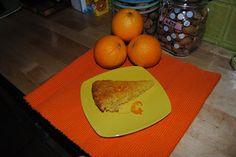 Trastadas de Mamá: bizcocho naranja
