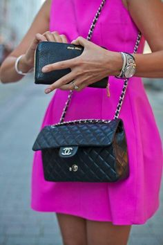 Pink plus chanel