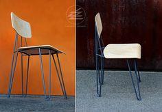 Slavutych chair on Behance