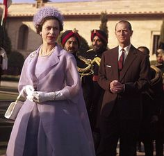 operaqueen:  Queen Elizabeth and Prince Philip.