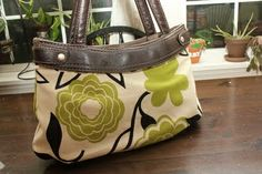 Skirt Purse Tutorial from 31 Bags! crafting