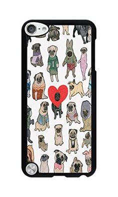 Phone Case Custom iPhone Ipod Touch 5 Phone Case 23 Pug Dogs Brighten Your Eyes Black Polycarbonate Hard Case for Apple iPhone Ipod Touch 5 Phone Case Custom http://www.amazon.com/dp/B015PDC0U4/ref=cm_sw_r_pi_dp_Qkdmwb1SX54QQ