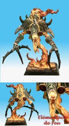 Elemental God of Fire,  of the homeland
