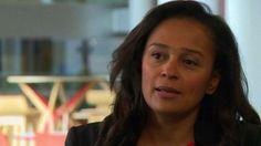 Isabel dos Santos cesada como presidenta de Sonangol por el Presidente de Angola