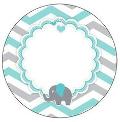 19 Ideas Baby Shower Varon Ideas Manualidades Can be your child's birthday approaching? Elephant Party, Elephant Baby Showers, Baby Elephant, Imprimibles Baby Shower, Baby Shower Invitaciones, Baby Shower Backdrop, Baby Shower Balloons, Baby Shower Brunch, Baby Boy Shower