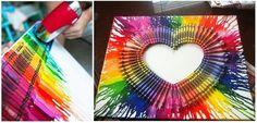 #DIY Rainbow. (birthday present??)