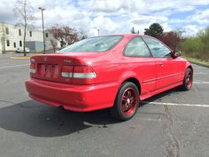 Car brand auctioned:Honda Civic SI Clean Title 1999 Civic SI SIiR Milano Red B16A2 Matching VINs Type R LOW RESERVE View http://auctioncars.online/product/car-brand-auctionedhonda-civic-si-clean-title-1999-civic-si-siir-milano-red-b16a2-matching-vins-type-r-low-reserve/