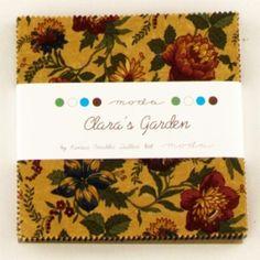 Clara's Garden Charm Pack