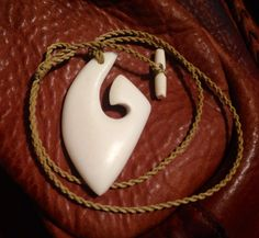 Modern style maori hook by Matt w. I gave this one to my brother.
