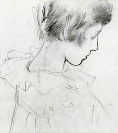 John Singer Sargent  (via zitterberg)