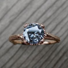 The Best Breathtaking Vintage Engagement Rings Collections (103)