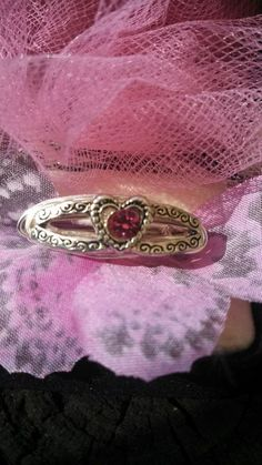 Breast Cancer Cure Ring