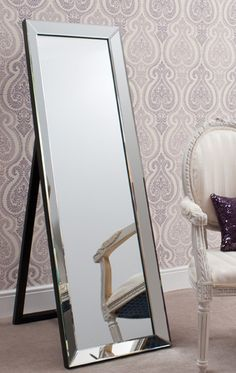 elegant free standing mirror - Google Search