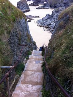Bedruthan-steps by to blithely go, via Flickr