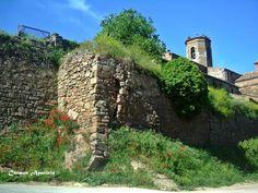 Antigua muralla Torá de Riubregós