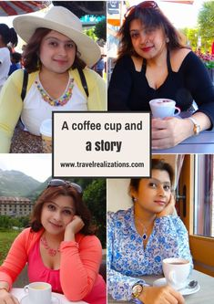 A Coffee cup and a story - Travel Realizations