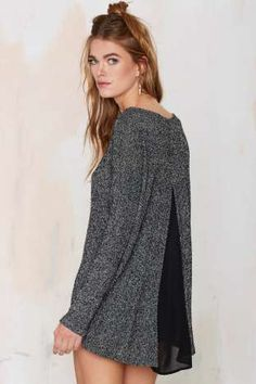 Peek Performance Asymmetrical Sweater | Shop Clothes at Nasty Gal!