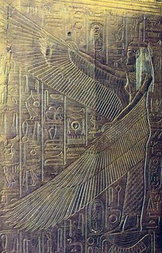 Maat or Ma'at, God is the ancient Egyptian concept of truth, balance, order, law, morality, and justice