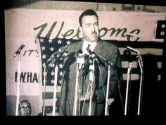 "Adam Clayton Powell ""What's in YOUR hand"" speech"