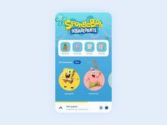 Savannah Scharroo Patrick Ster, App Design, Logo Design, Saint Charles, Show And Tell, Spongebob, Savannah Chat, Freelance Designer, Sponge Bob