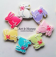 Bunnies - Art & Honey