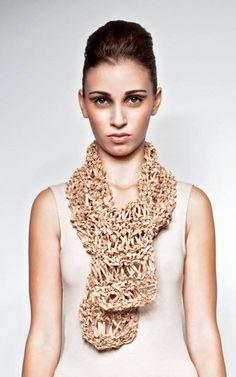 Marketing Vinícola Vistiendo a la moda con ropa de corcho