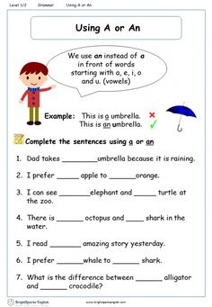 There is There are Worksheet – English Treasure Trove English Grammar For Kids, English Phonics, Learning English For Kids, Teaching English Grammar, English Lessons For Kids, Kids English, English Worksheets For Kindergarten, Grammar Lessons, English Language Learning