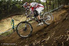 Greg Minnaar @ Pietermaritzburg - South Africa.