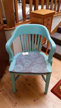 Vintage Office Chair by RoysTimelessTreasure on Etsy