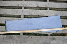 upcycled denim draught excluders door and window , crafts, doors, repurposing upcycling