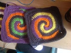 Ravelry: JustBecauseICan's Viral Spiral for Spooky-Ghan