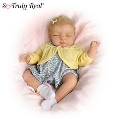 Gentle Dreams, Lauren Baby Doll