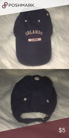 6db512a7077 Orlando Florida 1969 baseball hat Vintage   in perfect condition! jhats Accessories  Hats Dad Hats