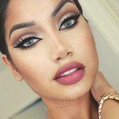 """makeupislifexox: """" """" @msmakeupaddict - more makeup here"""