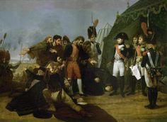 Surrender of Madrid, December 4, 1808.